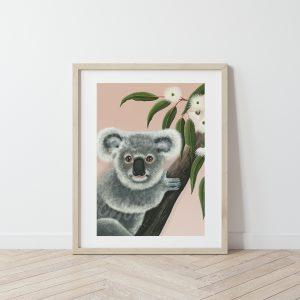 australian koala art