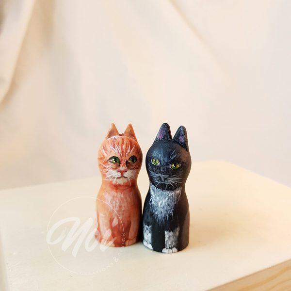 Peg doll cats