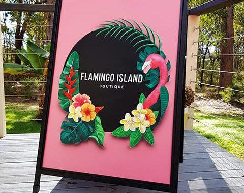 Flamingo-Island-A-frame-noi